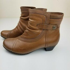 Womens 8.5 Shoes Rockport Cobb Hill Booties Abbott